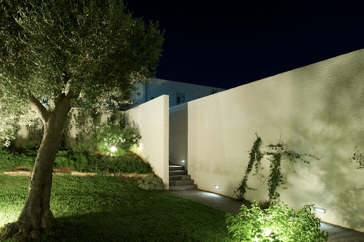 Casa ASM Giardino di Arch. Nunzio Gabriele Sciveres