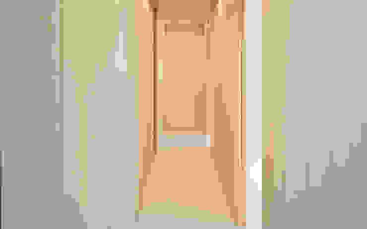 Casa SZP Ingresso, Corridoio & Scale di Arch. Nunzio Gabriele Sciveres