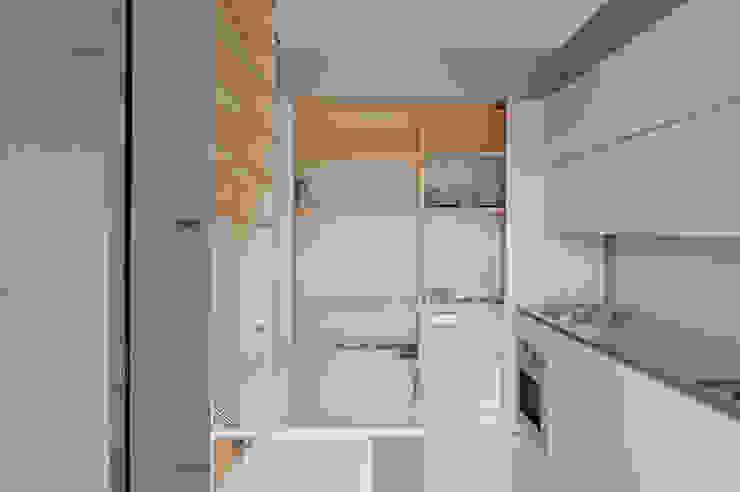 Casa SZP Cucina di Arch. Nunzio Gabriele Sciveres