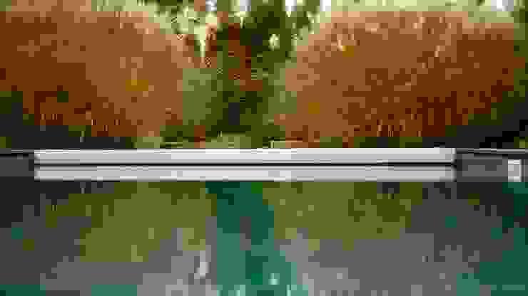 Jardin Zen Piscine moderne par Art Bor Concept Moderne