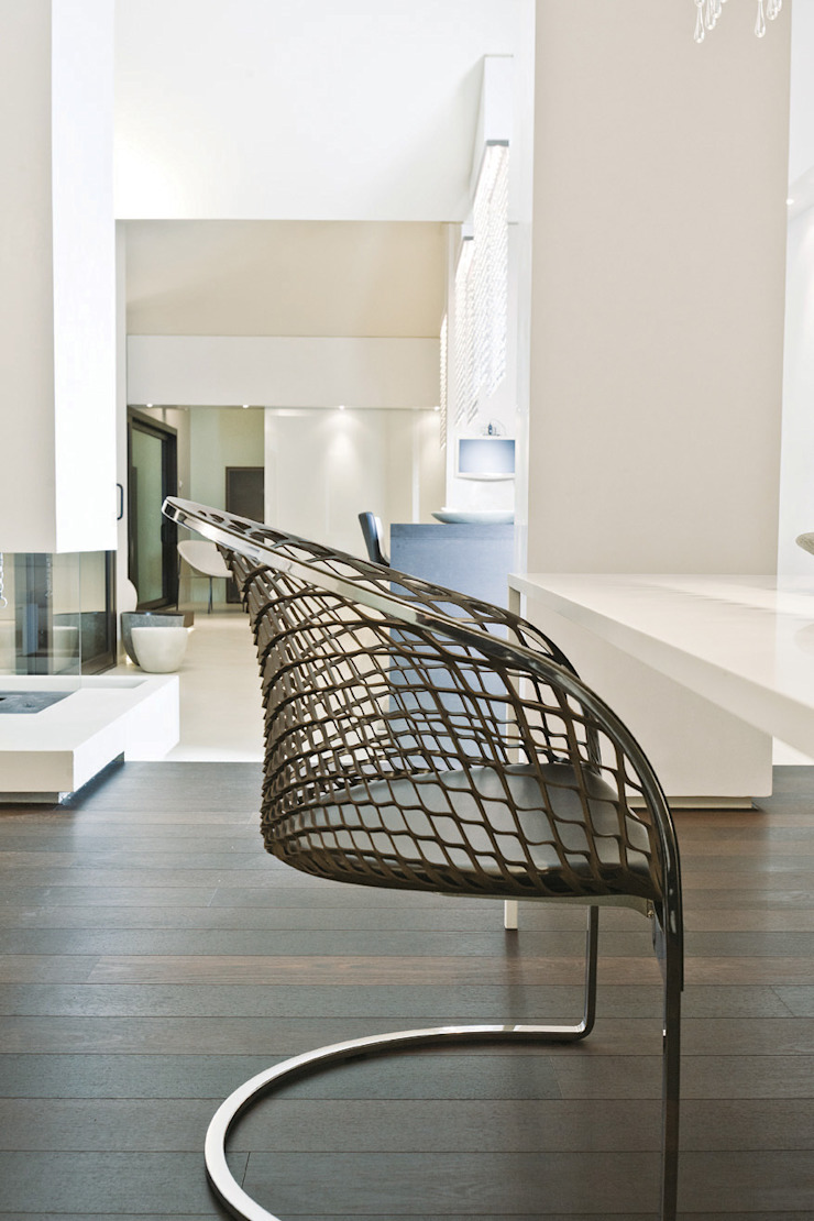 Casa Victoire di Enrico Muscioni Architect Moderno