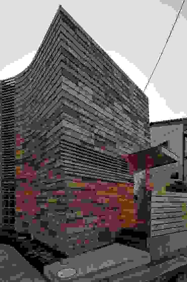 Casas de estilo ecléctico de eu建築設計 Ecléctico