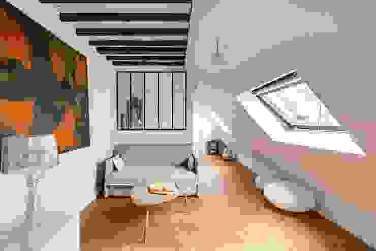 Appartement paris Salon classique par Meero Classique