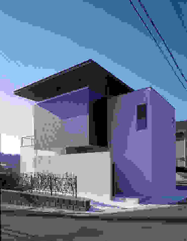 松が丘の家 モダンな 家 の 小田裕二建築設計事務所 モダン