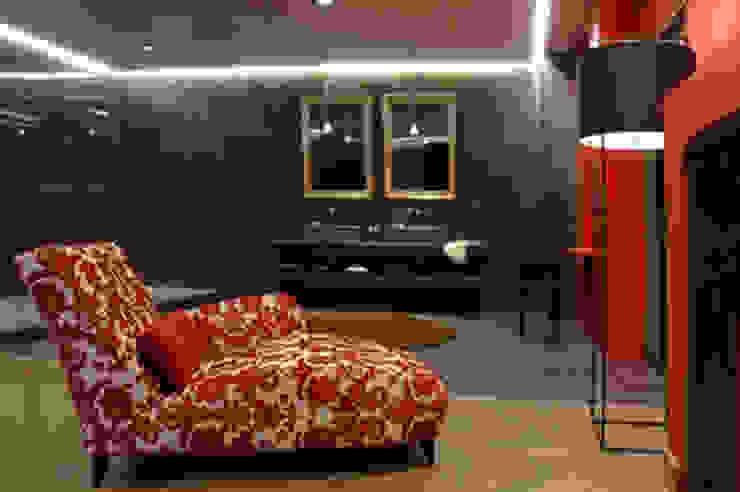 Water Lounge Baños de estilo industrial de BARASONA Diseño y Comunicacion Industrial