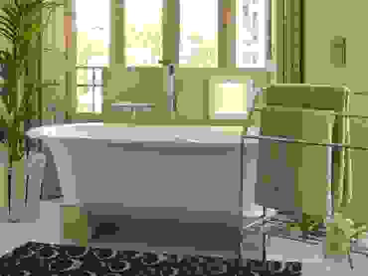 Sweet Sensations Spa Baños de estilo colonial de BARASONA Diseño y Comunicacion Colonial