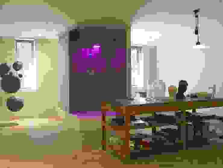 Projekty,  Łazienka zaprojektowane przez BARASONA Diseño y Comunicacion