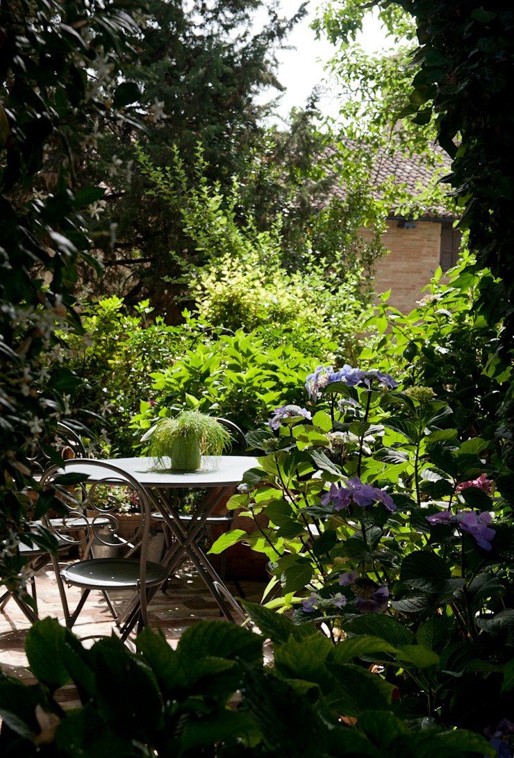 Mediterraner Garten von Giardini Giordani Mediterran