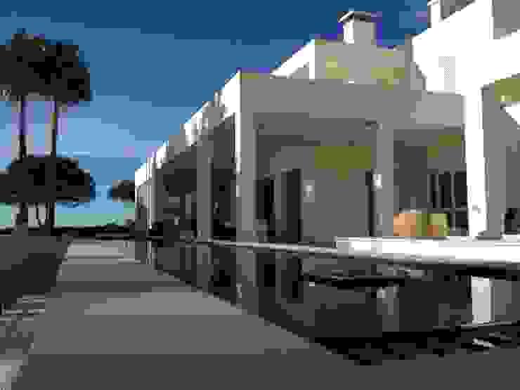 GW Modern Evler Fincas Cassiopea Group / FCG Architects Modern