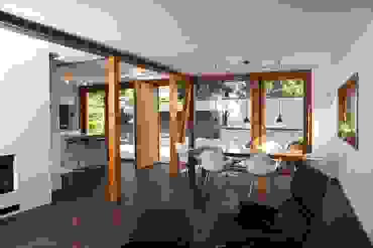 Nachher Bilder - Umbau Moderne Esszimmer von Holzerarchitekten Modern