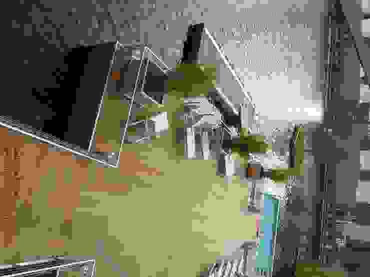 Akdeniz Balkon, Veranda & Teras Bamboo4u Akdeniz
