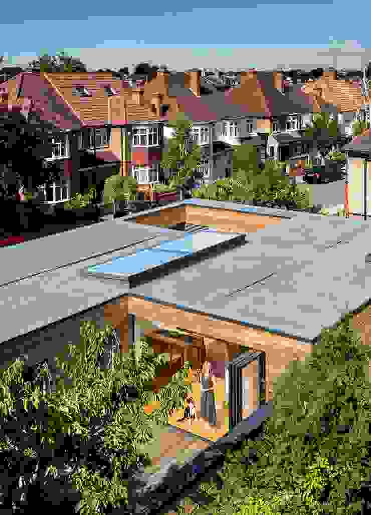 Courtyard House – East Dulwich Modern Evler Designcubed Modern