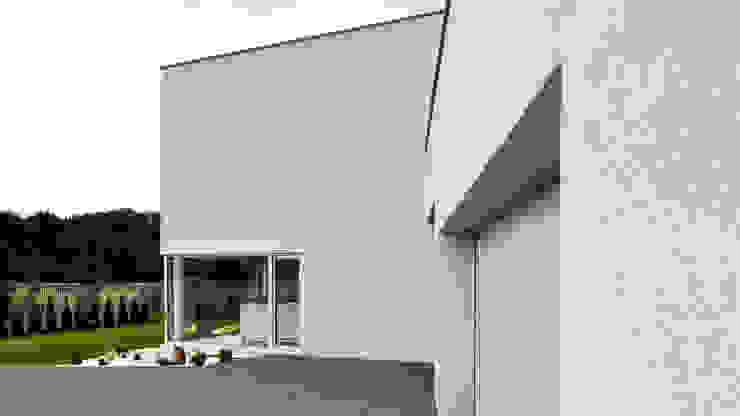 Projekty,  Domy zaprojektowane przez NUX Edward Dylawerski, Nowoczesny