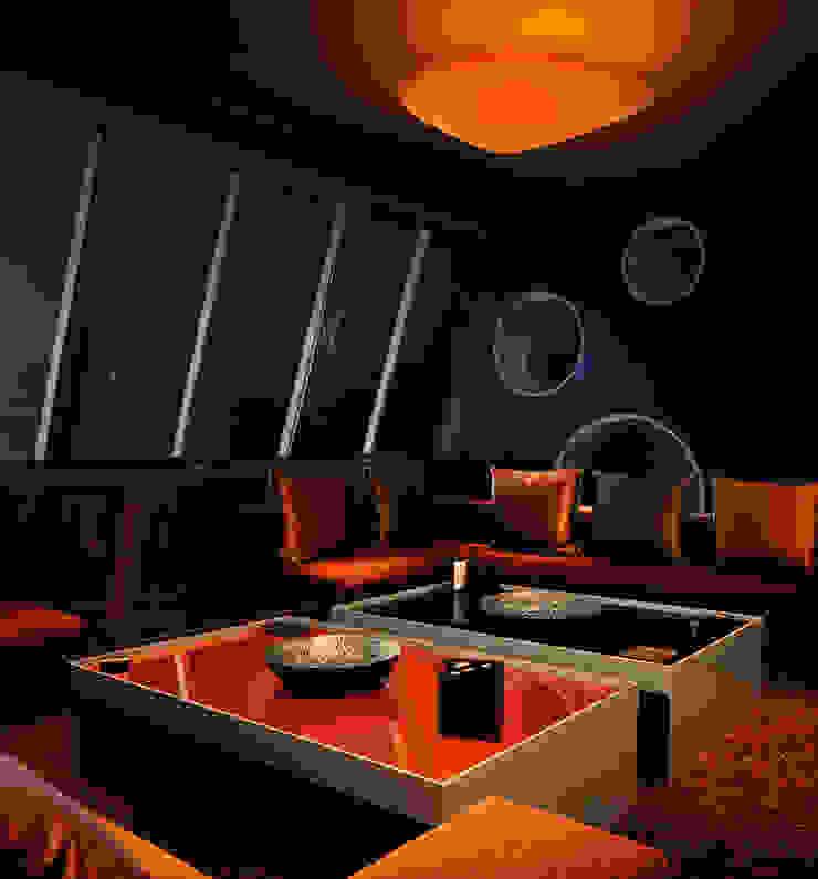Modern bars & clubs by Alma Light Modern