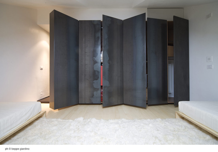 raimondo guidacci ห้องนอนWardrobes & closets