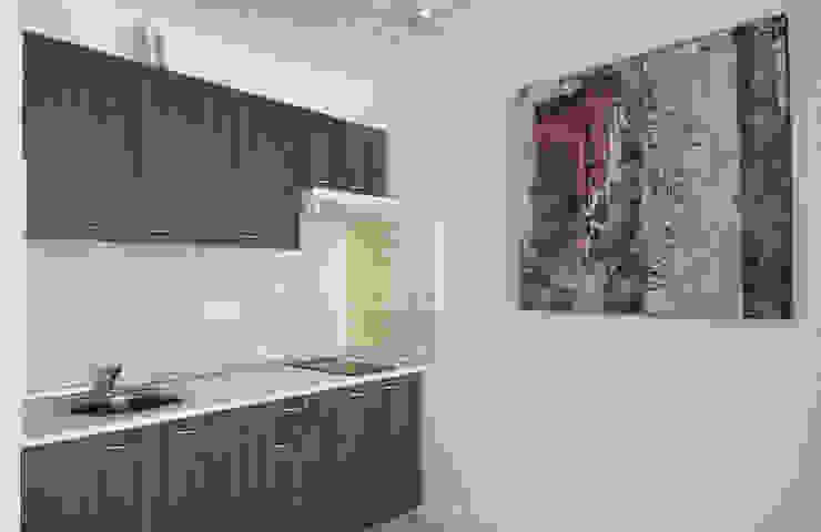 現代廚房設計點子、靈感&圖片 根據 Marco Barbero 現代風