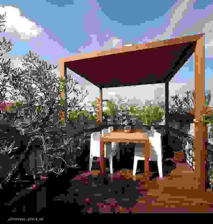 Balkon, Veranda & Terrasse von raimondo guidacci