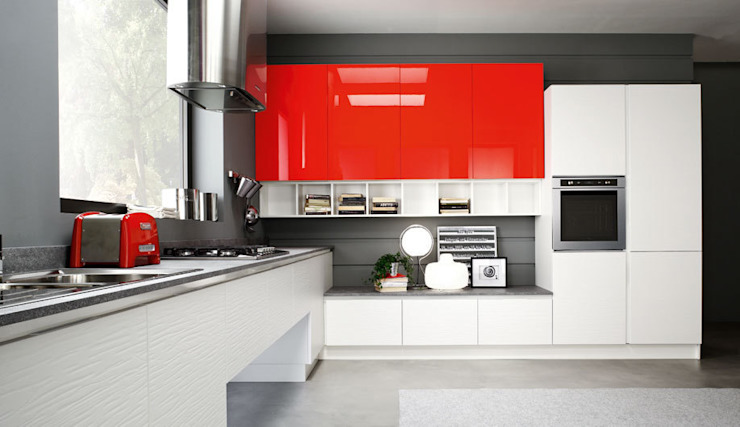 de modern kitchen Moderno