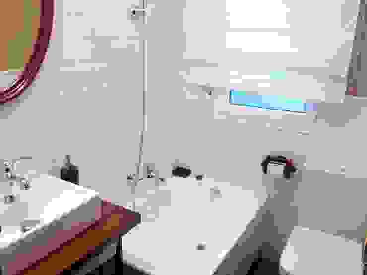 Eklektyczna łazienka od Dec&You Eklektyczny