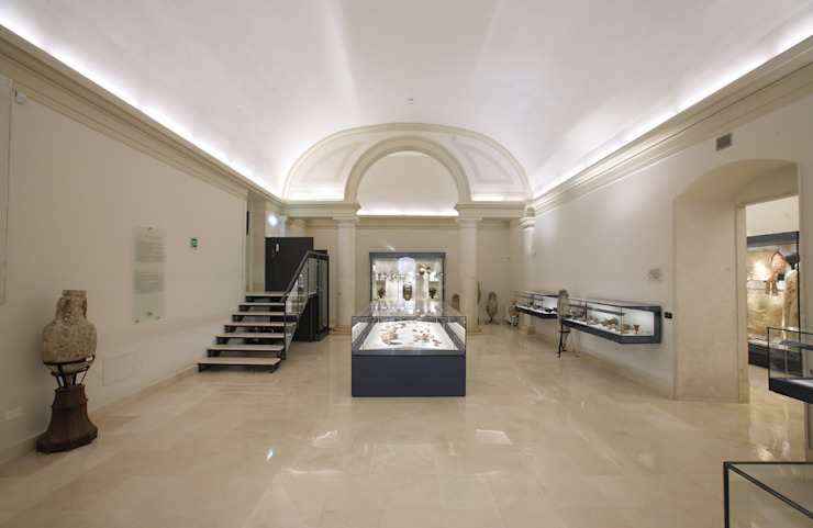 Classic museums by FèRiMa architetti russo Classic