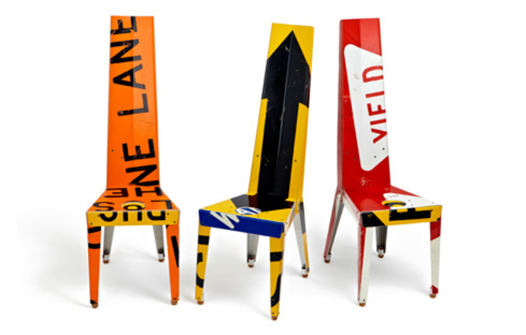 Transit Chairs + Tables par Outdoorz Gallery Éclectique