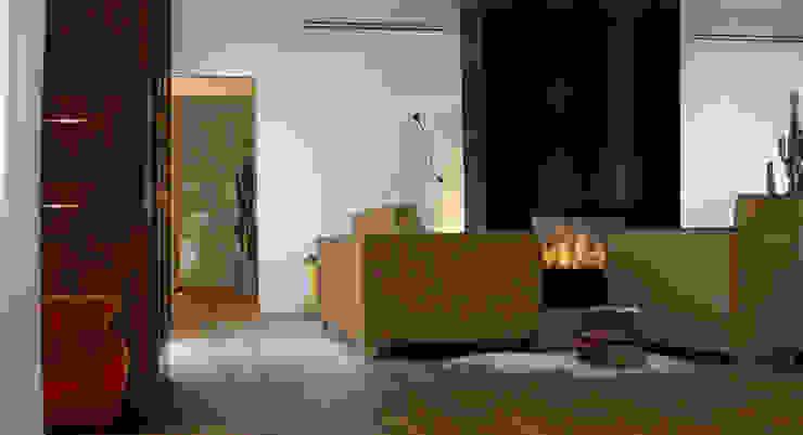 Modern living room by Filippo Coltro architetto Modern