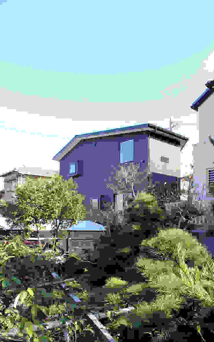 北西面外観 日本家屋・アジアの家 の 秀田建築設計事務所 和風