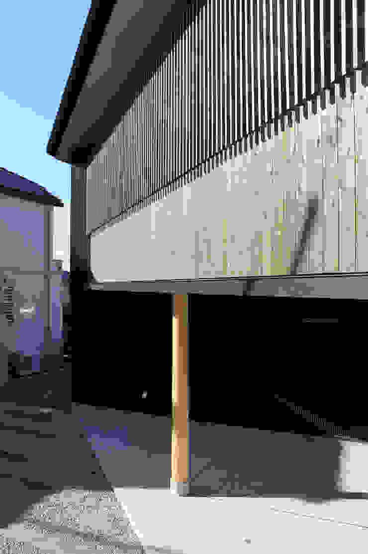 竹元の家 日本家屋・アジアの家 の 秀田建築設計事務所 和風