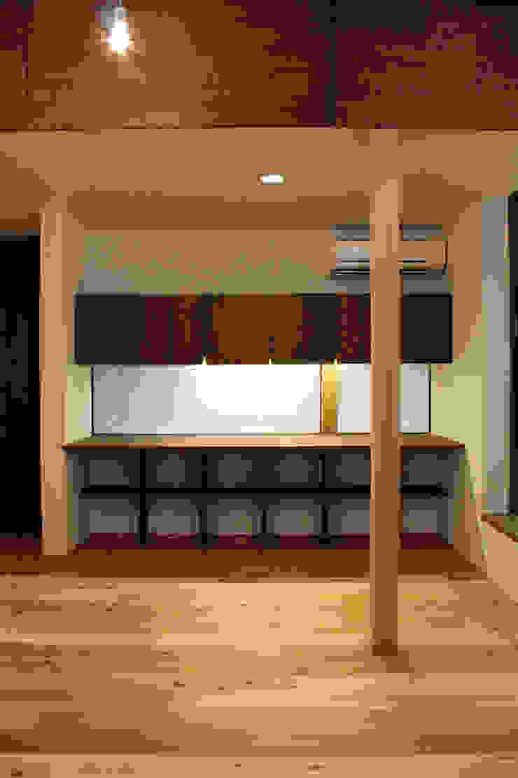 ワークスペース 和風デザインの 多目的室 の 秀田建築設計事務所 和風