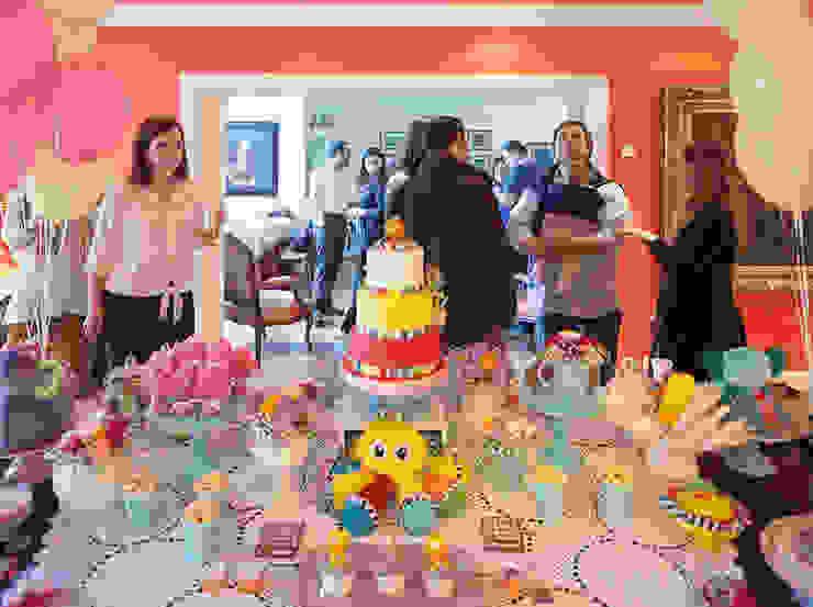 Vista da festa do 1º aniversário da Maria Francisca. por Lima Limão- Festas com charme Moderno