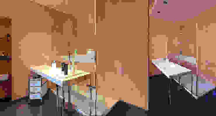 Private Flat APP_G_VA Bagno moderno di Diego Bortolato Architetto Moderno