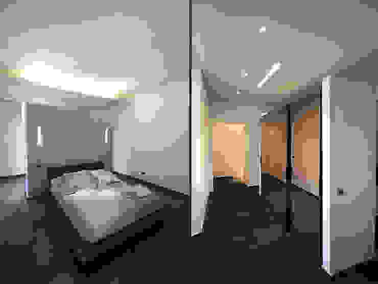 Private Flat APP_G_VA Camera da letto moderna di Diego Bortolato Architetto Moderno