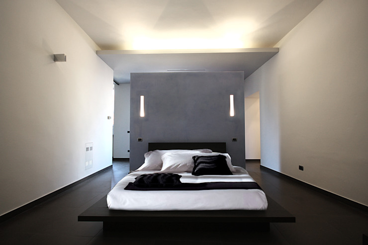 Modern style bedroom by Diego Bortolato Architetto Modern