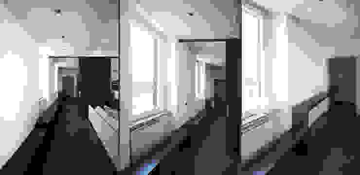 Private Flat APP_G_VA Ingresso, Corridoio & Scale in stile moderno di Diego Bortolato Architetto Moderno