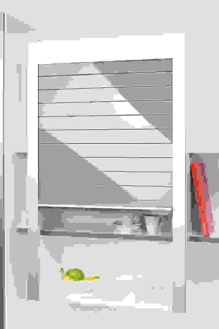 Мебельные роллеты из закаленного стекла серия Rauvolet Vetro-line от Rauvolet Лофт