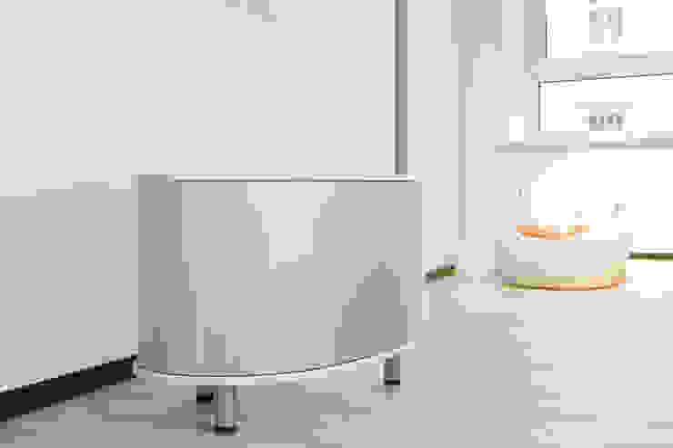 Мебельные роллеты с алюминиевым покрытием Rauvolet Metallic-line от Rauvolet Лофт