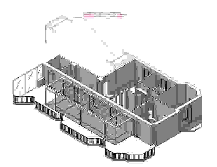 Private Flat APP_P_VA di Diego Bortolato Architetto Moderno