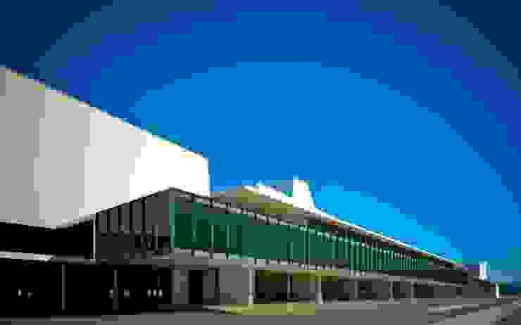 nuova fiera di cagliari di fabio ferrini architetto Moderno