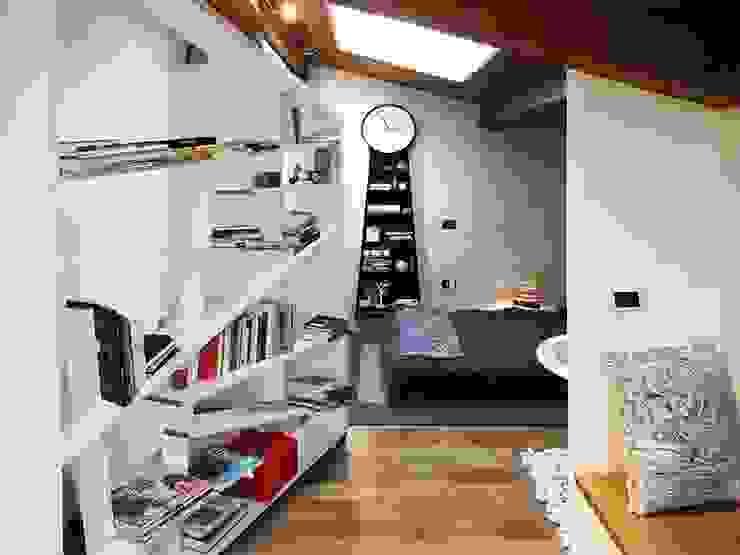 Spazio 14 10 di Stella Passerini Modern style bedroom