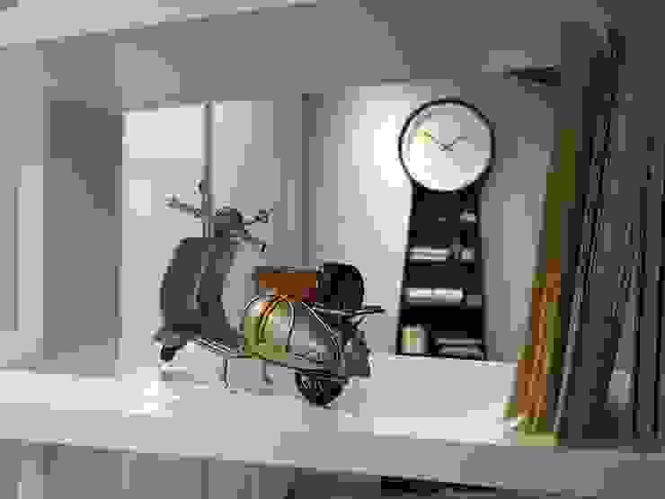 Spazio 14 10 Living roomShelves