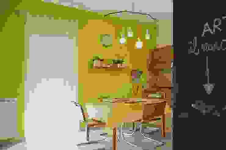 Spazio 14 10 di Stella Passerini Modern Living Room