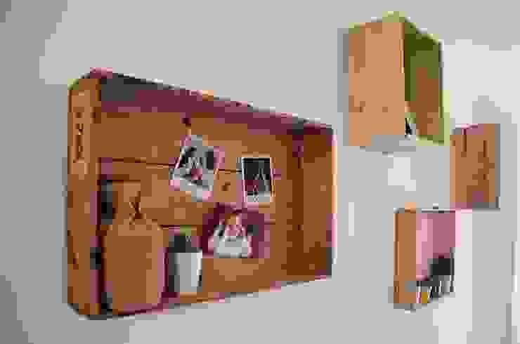 CreativeGLAM :: l'appartamento di Martina e Valerio Soggiorno moderno di Spazio 14 10 di Stella Passerini Moderno