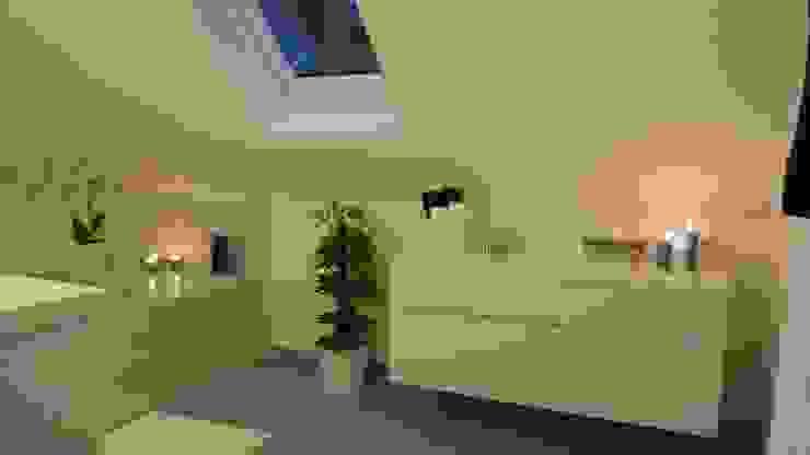 Baños modernos de Eclat d'Ambiance Moderno