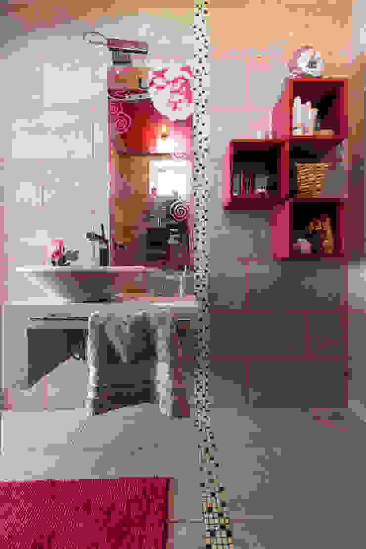 Ольга Макарова (Экодизайн) Asian style bathroom