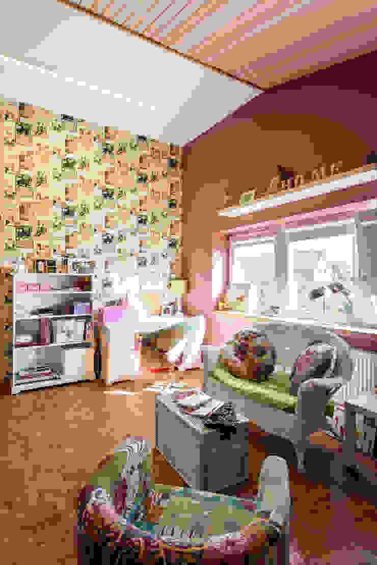 Ольга Макарова (Экодизайн) Colonial style nursery/kids room