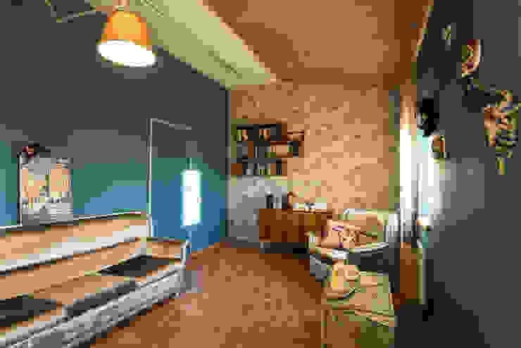 Ольга Макарова (Экодизайн) Eclectic style study/office