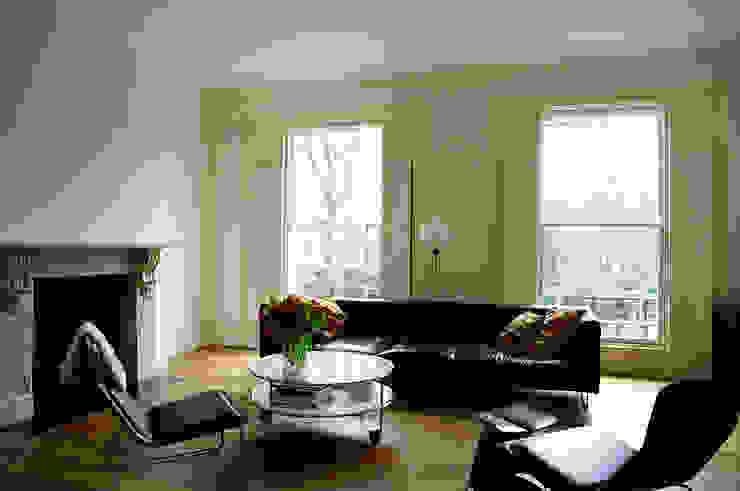 Islington Gregory Phillips Architects Salon colonial