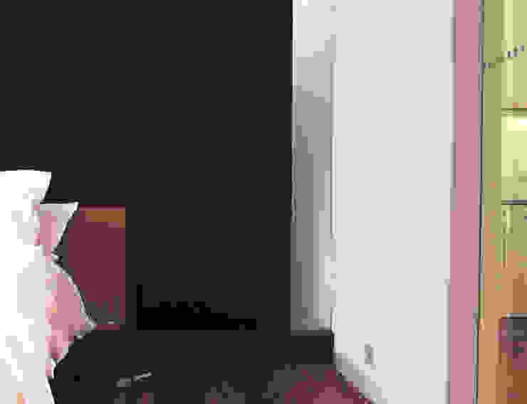 Islington Gregory Phillips Architects ChambreCanapés & chaises longues