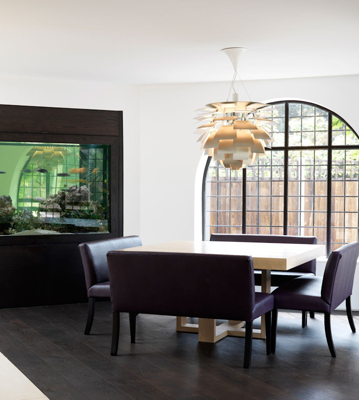 Totteridge Eclectic style living room by Gregory Phillips Architects Eclectic