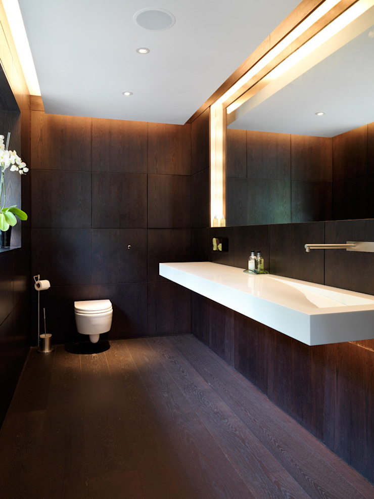 Totteridge Modern bathroom by Gregory Phillips Architects Modern